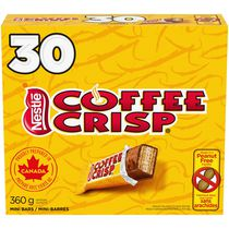 Mini-barres de gaufrettes COFFIN CRISP(MD) de NESTLÉ