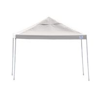 Pro 12 x 12  White Straight Leg Pop-Up Canopy