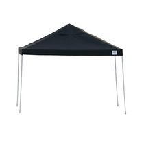 Pro 12x12 Black Straight Leg Pop-Up Canopy