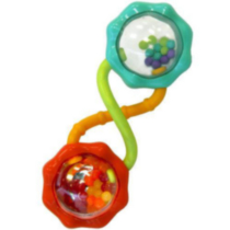 Bright Starts(TM) Rattle Me Wrist Pals(TM)