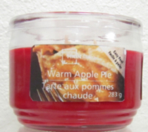 MS 10 oz Candle Warm Apple Pie