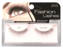 Fashion Lashes # 110 noirs d'Ardell