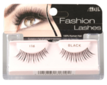 Fashion Lashes # 116 noirs d'Ardell