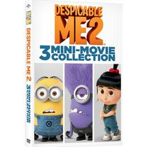 Despicable Me 2: Mini Movie Collection (Walmart Exclusive)