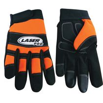 LASER Pro Chainsaw Gloves (L)