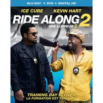 Ride Along 2 (Blu-ray + DVD + Digital HD) (Bilingual)