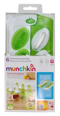 Munchkin Click Lock™ Fresh Food Freezer Pops