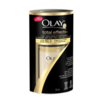 Olay Hydratant anti-âge 7-en-1 avec protection UV Total Effects FPS 15, non parfumé