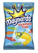 Friandise Swedish fish Maynards - assortis