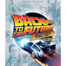 Back To The Future: 30th Anniversary Trilogy (Blu-ray + Digital HD) (Bilingual)