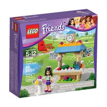 LEGO® Friends - Le kiosque d'Emma (41098)