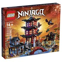 Ninjago - Temple of Airjitzu (70751)
