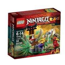 LEGO® Ninjago - Jungle Trap (70752)