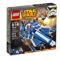 LEGO® Star Wars™ - Anakin's Custom Jedi Starfighter (75087)