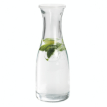 1 Litre Carafe with Lid