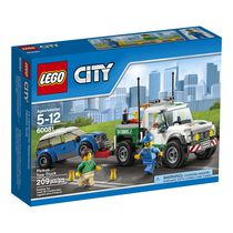 LEGO City Great Vehicles - Pickup Tow Truck (60081)