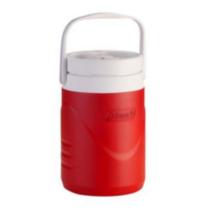 Coleman1 Gallon Red Beverage Jug