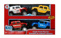 kid connection Tough Truck Playset