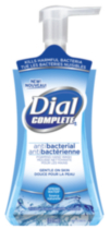 Dial Complete Spring Water Antibacterial Foaming Hand Wash-221mL