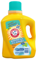 ARM & HAMMER® Liquid Laundry Detergent Sensitive Skin Plus Skin-Friendly Fresh Scent