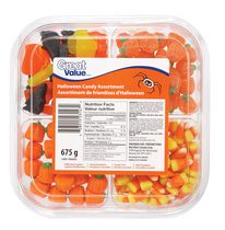 Great Value Halloween Candy Assortment