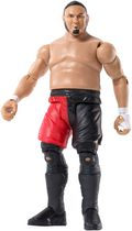 Figurine articulée Samoa Joe de WWE Basic