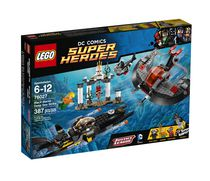 LEGO Super Heroes - Black Manta Deep Sea Strike (76027)