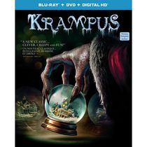 Krampus (Blu-ray + DVD + Digital HD) (Bilingual)