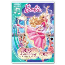 Barbie In The 12 Dancing Princesses (Bilingual)