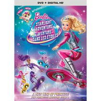 Barbie: Star Light Adventure (DVD + Digital HD) (Bilingual)