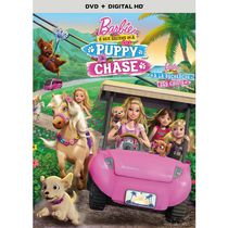 Barbie & Her Sisters In A Puppy Chase (DVD + Digital HD) (Bilingual)
