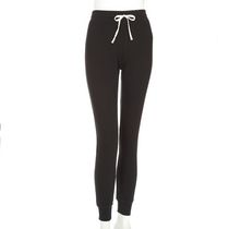 g:21 Women's Fleece Jogger Pants Black L/G