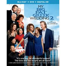 My Big Fat Greek Wedding 2 (Blu-ray + DVD + Digital HD) (Bilingual)
