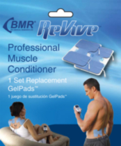 BMR ReVive Professional Muscle Conditioner Replacement Pads