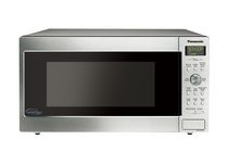 Panasonic 1.6 cu. ft. Cyclonic Wave Inverter® Technology Microwave Oven