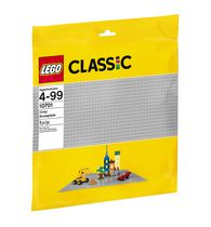 LEGO(MD) Classic - Plaque de base grise (10701)