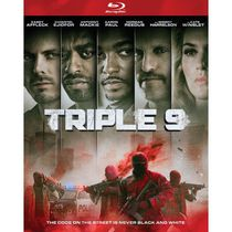 Triple 9 (Blu-ray) (Bilingual)