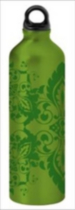 Gaiam 750ML Aluminum Water Bottle Bandana Print