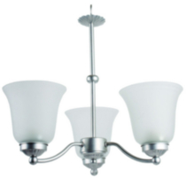 Midtown Collection - 3LT Chandelier