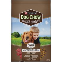 Purina(R) Dog Chow(R) Dog Food with Real Beef