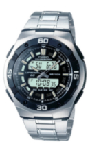 Casio Analogue/Digital Watch