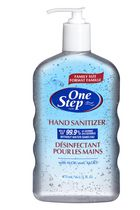 One Step Family Size Hand Sanitizer with Aloe