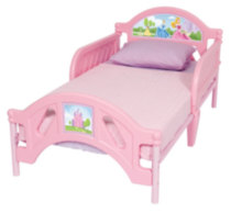 Princesse Disney - Lit de tout-petit (Delta Children's Products)