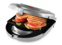BIG BOSS COUNTERTOP GRILL SET