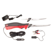 Electric fillet knife kit