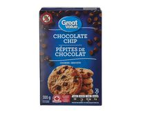 Great Value Chocolate Chip Cookies