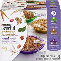 Purina Beneful® Prepared Meals™ Variety Pack Dog Food