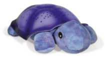 Cloud B - Classic Twilight Turtle Nightlight Purple