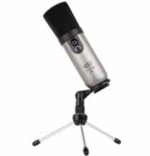 MXL® Microphones - Studio 1 Red Dot USB Recording Kit