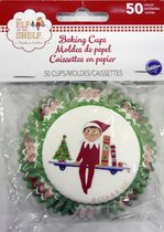 The Elf on the Shelf Cupcake Baking Set